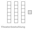Theaterbestuhlung